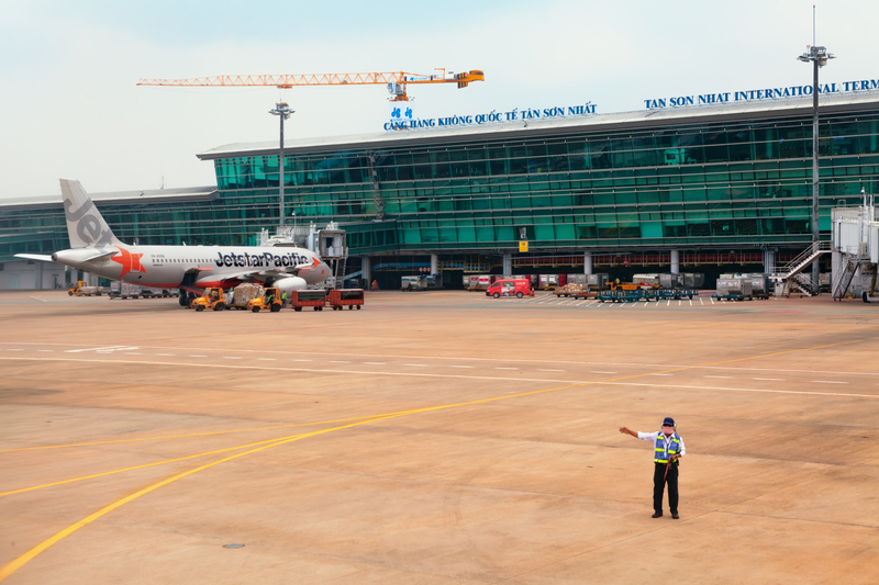 SGN Airport is a hub for Jetstar Pacific Airlines,Bamboo Airlines, VASCO, VietJet Air and Vietnam Airlines.