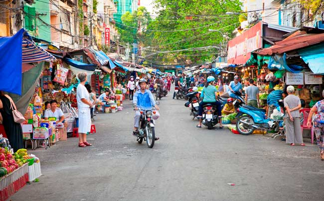 Ho Chi Minh is a beautiful colourful city full of must-see attractions worth to visit.